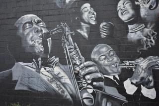 Jazz-Sänger und Jazz-Sängerinnen