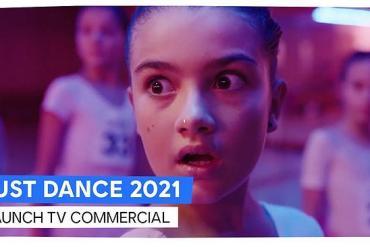 Screenshot aus der JUST DANCE 2021 Werbung