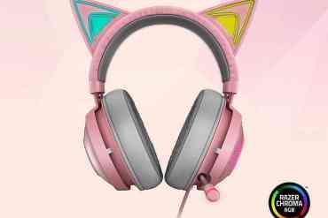 Katzenohren Kopfhörer