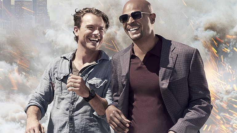 Filmposter Lethal Weapon