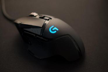 Logitech Gaming Maus