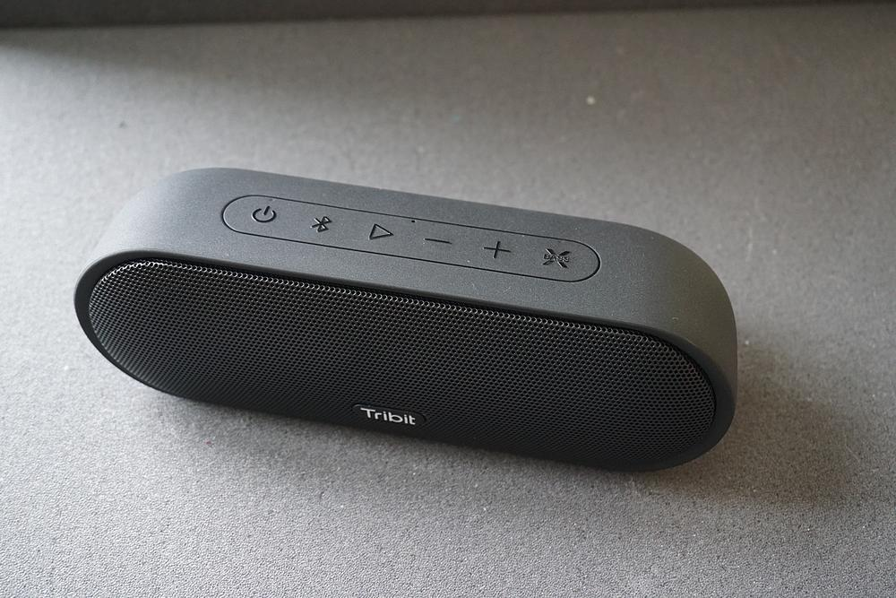 Tribit MaxSound Plus Bluetooth-Lautsprecher Funktionen