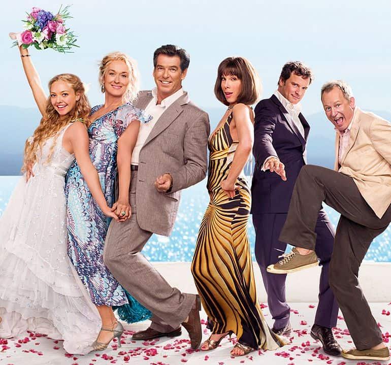 Filmposter Mamma Mia