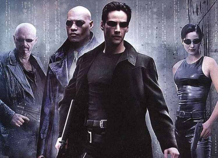 """Filmposter """"Matrix"""""""