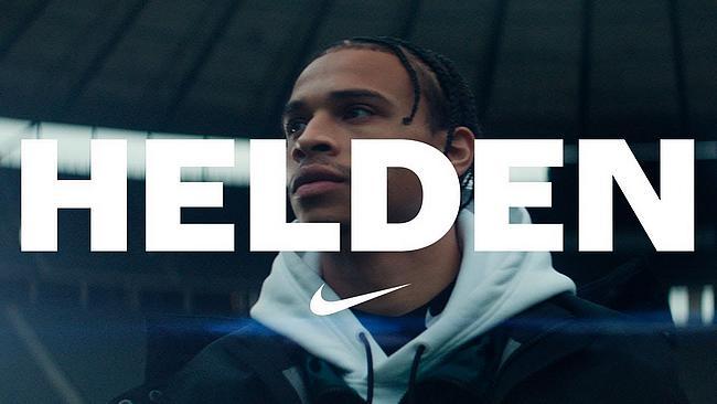 Screenshot aus der Nike Werbung