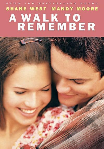 Filmposter: A Walk to Remember
