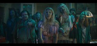 Screenshot aus Otto Zombies Werbung