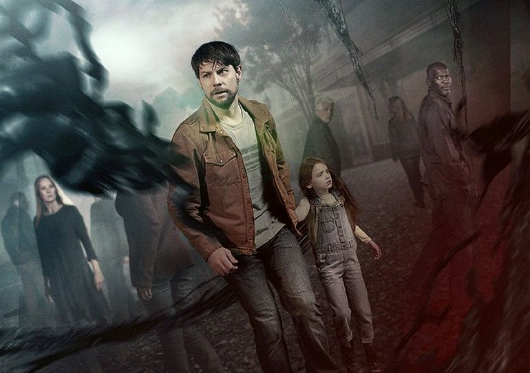 TV-Serie Outcast Poster