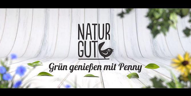 Screenshot aus PENNY Naturgut Werbung