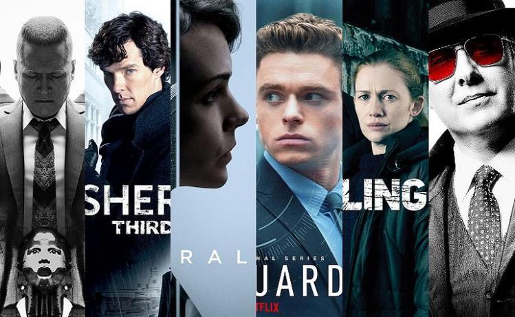 Polizeiserien auf Netflix