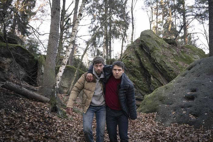 Prey Roman und Albert