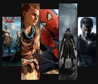 PS4 exklusive Spiele