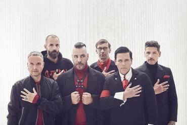 Alle Bandmitglieder von Rammstein