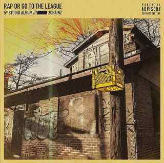 Rap Or Go To The League Album-Cover
