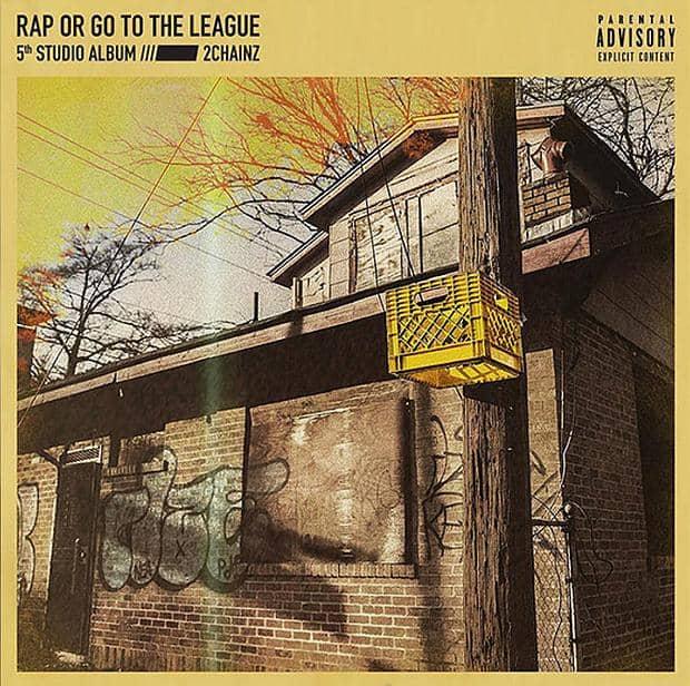 Rap Or Go To The League Album-Cover