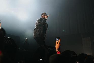 Ein Schweizer Rapper