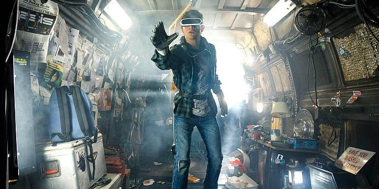 "Bild aus Film: ""Ready Player One"""