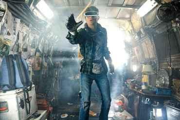 """Bild aus Film: """"Ready Player One"""""""