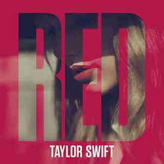 Red Albumcover