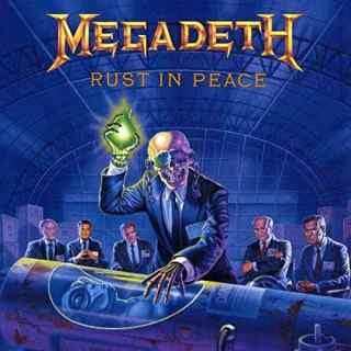 Rust In Peace Albumcover