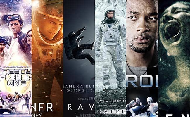 Sci-Fi Filme Netflix
