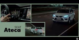 Screenshot aus SEAT Ateca Werbung