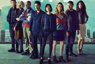 Sense8 TV-Serie