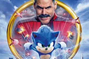 Sonic The Hedgehog Filmposter
