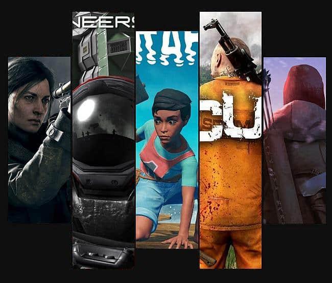 Survival Videospiele