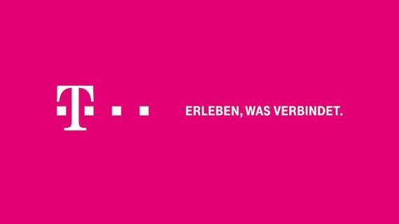 Screenshot aus der Telekom Werbung