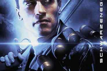 "Filmposter: ""Terminator 2"""