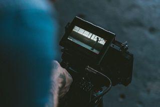 Kamera nimmt auf