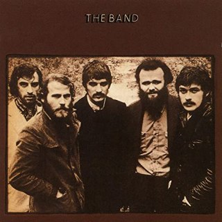 The Band Albumcover