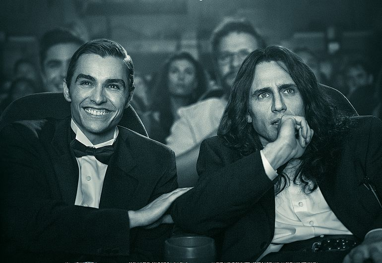 "Bild aus dem Film ""The Disaster Artist"""
