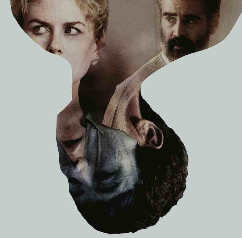 Poster The Killing of a Sacred Deer?