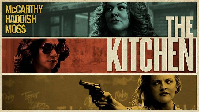 The Kitchen Filmposter