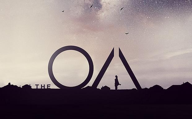 """Netflix-Serie """"The OA"""" Poster"""