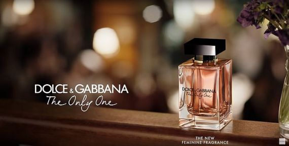 Screenshot aus Dolce & Gabbana The Only One Werbung