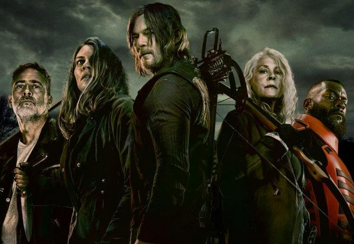 The Walking Dead Staffel 11