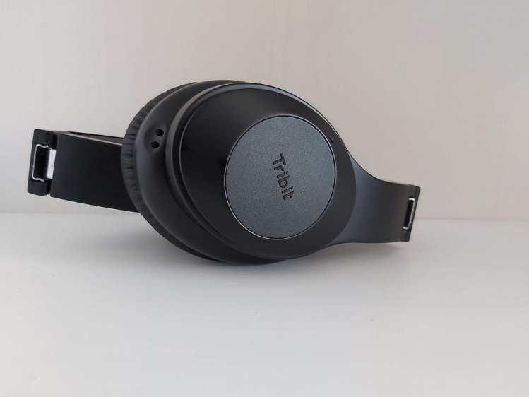 Kopfhörer von der Seite