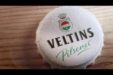 Bild aus Veltins Werbung