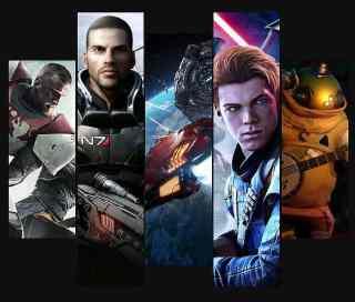 Videospiele die im Weltraum spielen