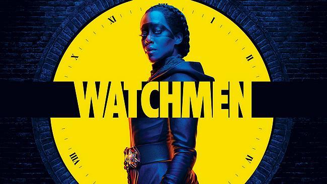 Watchmen Serienposter
