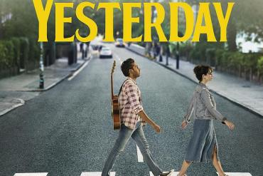 Yesterday Filmposter