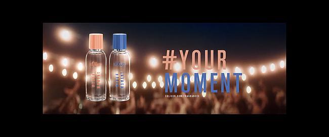 Screenshot aus s.Oliver #YOURMOMENT Werbung
