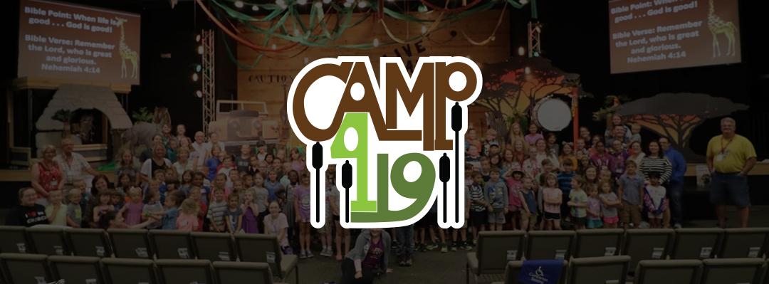 Camp419 Registration