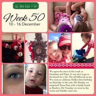 Week 50 LH Side