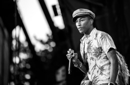 Pharrell Williams, Roskilde Festival, Roskilde Festival 2015, RF15, Orange Scene
