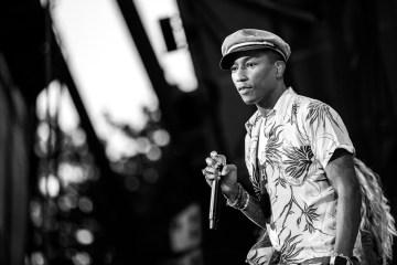 Pharrell Williams, Roskilde Festival, Roskilde Festival 2015, RF15, Orange Scene