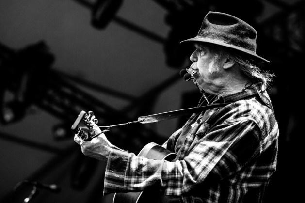 Neil Young, Roskilde Festival, Orange, RF16